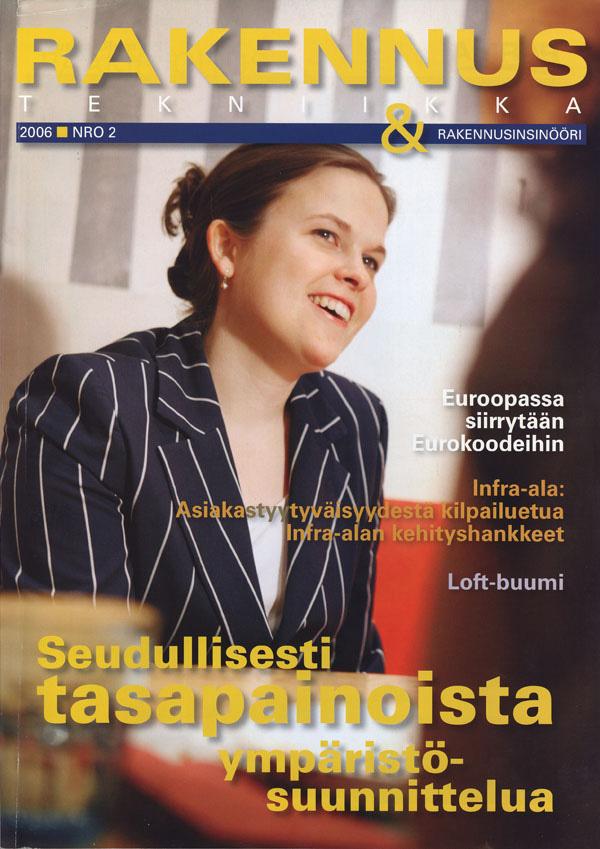 Rakennustekniikka 2006 1
