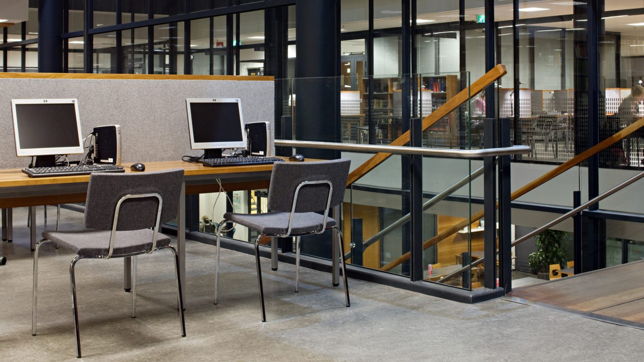 University-of-Tampere-library-Tampere-GI-project-1